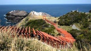 【山口】珍百景!参拝者が謎の動きをする神社