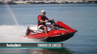 1. Yamaha VX Limited – PWC Review