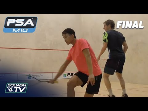 Squash: Final - ILT & Community Trust NZ Southern Open 2018