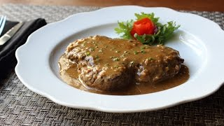 Steak Diane - How to Make a Steak Diane Recipe by Food Wishes