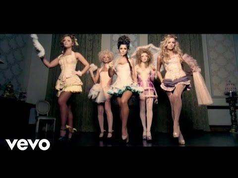 Girls Aloud – Can't Speak French