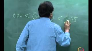 Mod-04 Lec-04 Random Waves And Problems III