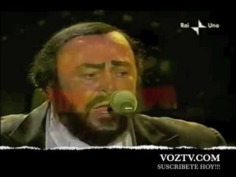luciano pavarotti + queen - too much love will kill you