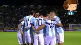 Video Messi - Argentina vs Ecuador 3-1 | Messi 3 Goals ( World Cup Qualifier 2018 ) HD MP3, 3GP, MP4, WEBM, AVI, FLV Juni 2018