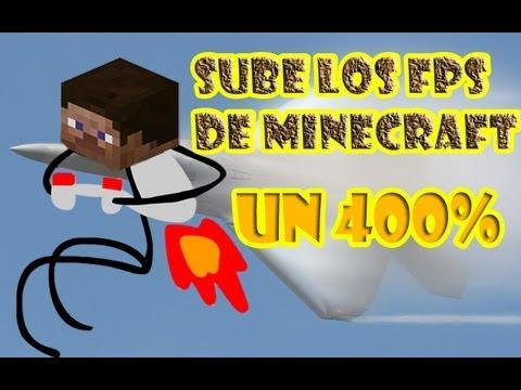 Minecraft: Quitar lag | Subir fps 400% | Boostear Juegos