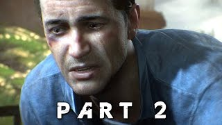Uncharted 4 A Thief's End Walkthrough Gameplay Part 2 - Brothers (PS4)