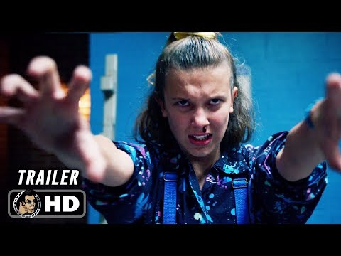 STRANGER THINGS 3 - Final Trailer