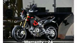 8. 2011 Aprilia Dorsoduro 750 - Features