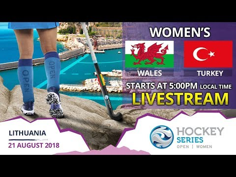 Wales v Turkey | 2018 Women's Hockey Series Open | FULL MATCH LIVESTREAM