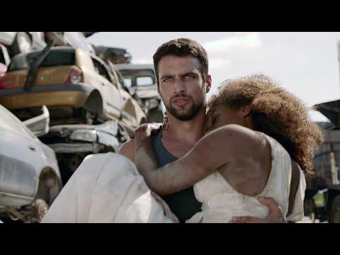 Lucas y Kaled rescatan a Fara - Mar de Plástico