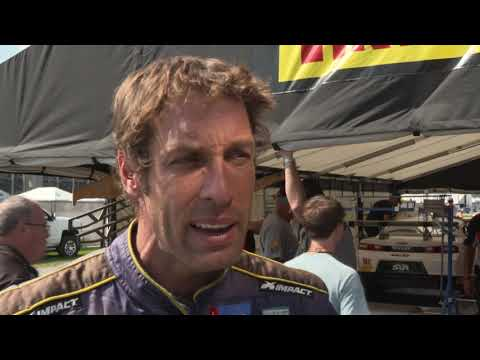 Scott Lagasse Jr. Post Qualifying Interview at IMS