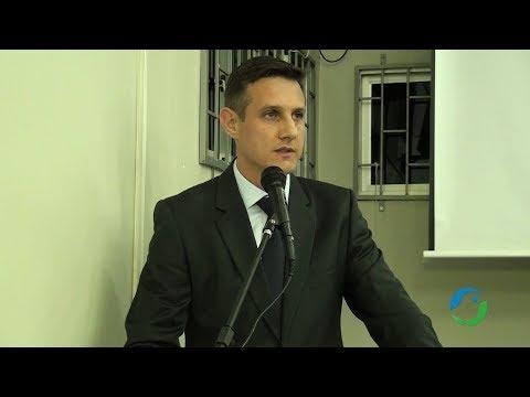 Audiência pública em Araucária reúne autoridades de auto escalão da PM e Polícia civil.