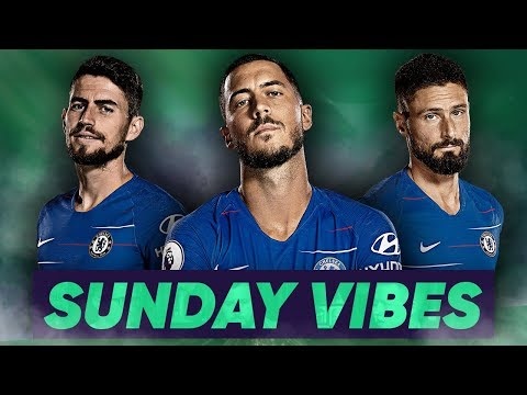 Video: Chelsea Are Favourites To Win The Premier League Because...   #SundayVibes