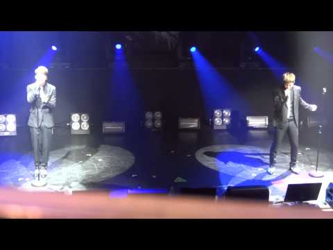 I can fly - fancam - Youngjae & Daehyun performing I Believe I can fly ~~ Babies Enjoy ^^ ~ *please do not re-upload**if sharing please credit* *thanks ^^ *insert discla...