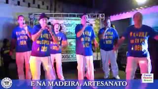 GRCES VILA MATHIAS - CONCURSO DE SAMBA-ENREDO CARNAVAL 2018 - Enredo: A VILA CANTA O DESPERTAR DE UM...