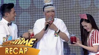 Video Funny and trending moments in KapareWho | It's Showtime Recap | April 08, 2019 MP3, 3GP, MP4, WEBM, AVI, FLV Juli 2019
