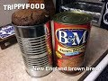 New England brown bread - Trippy Food Episode 119