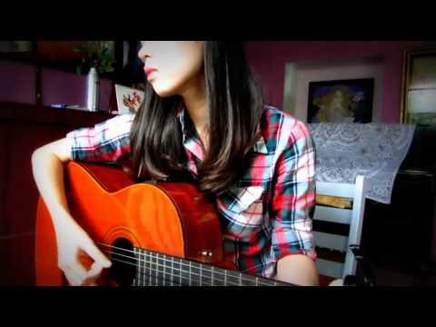 Anh Muốn Em Sống Sao gái xinh cover guitar