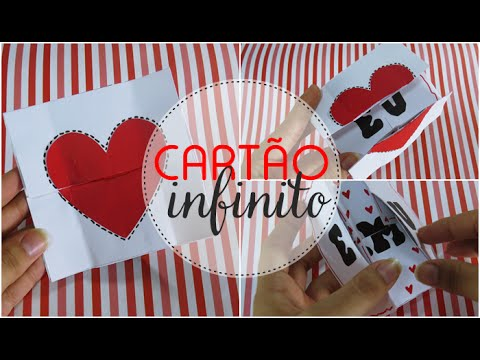 Imagens de feliz páscoa - Cartão infinito - Presente criativo para dia dos namorados