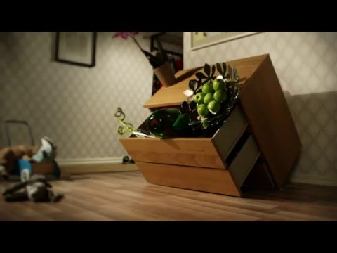 IKEA - Ein sicheres Zuhause für dich und deine Kinder