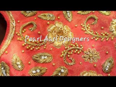 Video Bridal kanchipuram designer blouse download in MP3, 3GP, MP4, WEBM, AVI, FLV January 2017