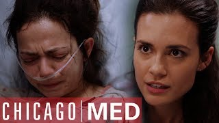 Surrogate Mother Refuses to Give Birth | Chicago Med