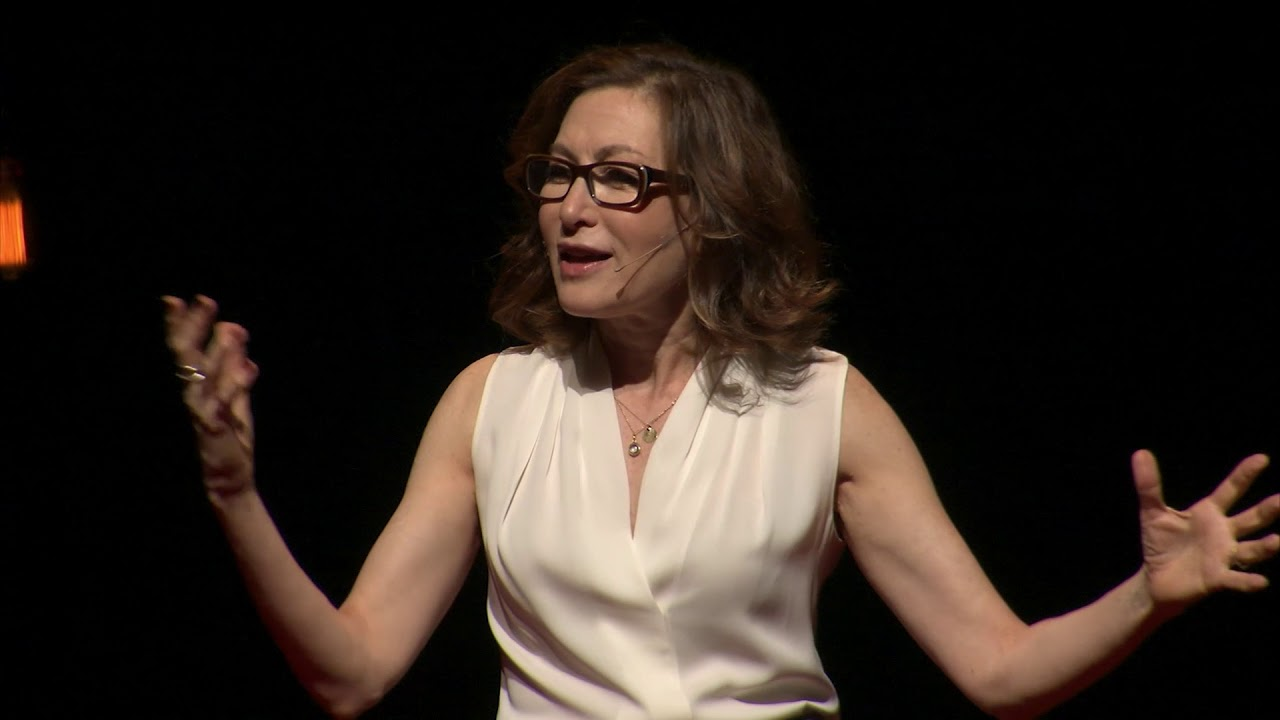 Eureka, Insanity or Inspiration | Annabelle Gurwitch | TEDxCoconutGrove