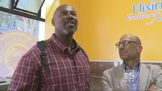 SF Man Begins New Life After 30 Years In Prison