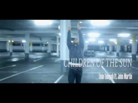 CHILDREN OF THE SUN - Tinie Tempah ft. John Martin COVER (Akouf'n)