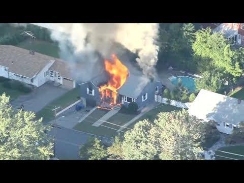 Schock in Boston: Dutzende Häuser explodieren zeitgle ...