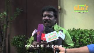 Karunas at Darling Movie Press Meet