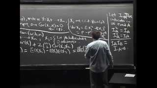 Lecture 21: Covariance And Correlation   Statistics 110