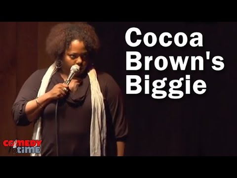 Cocoa Brown's Biggie (Stand Up Comedy)