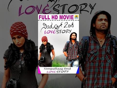 Simple Aag Ond Love Story | HD Full Length Movie | Rakshith Shetty, Swetha Srivatsav