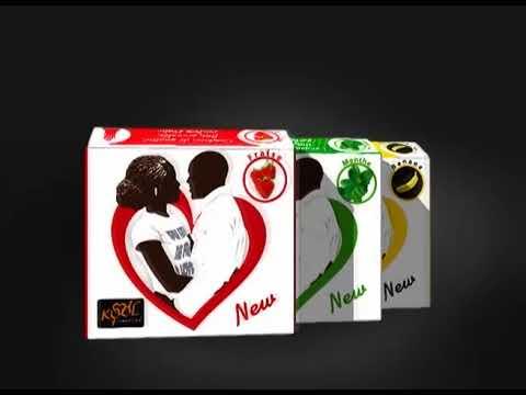 Spot animatique Koool Condoms