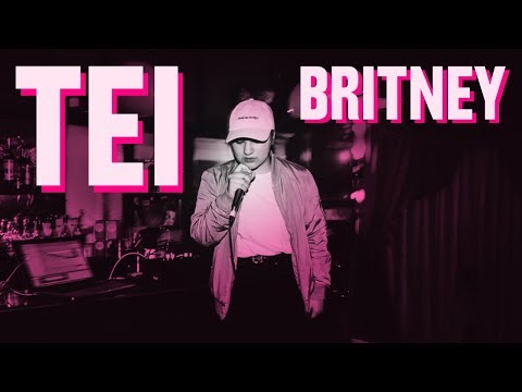 Tei - Britney [[official Visualizer]]