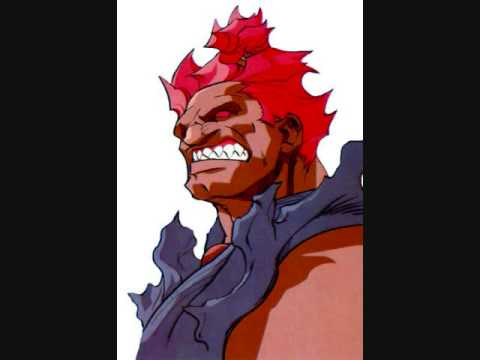 Street Fighter Alpha 3 OST Feel The Cool (Theme Of Akuma)
