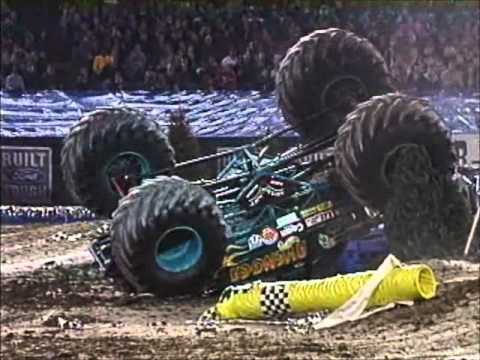 Collection - Monster Truck Crashes