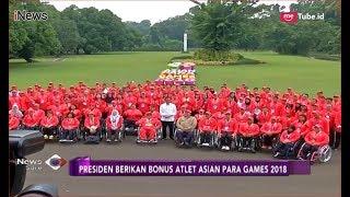 Video Tepati Janji, Jokowi Berikan Bonus Atlet Asian Para Games Sebelum Acara Penutupan - iNews Sore 13/10 MP3, 3GP, MP4, WEBM, AVI, FLV Oktober 2018