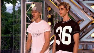 The X Factor UK 2017 Pretty Boy Karma Audition Full Clip S14E03