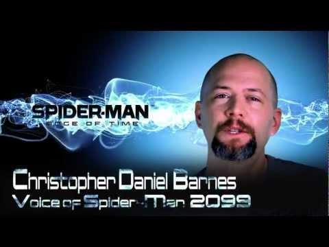 Christopher Daniel Barnes talks Spider-Man Edge of Time Video Game