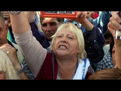 Αργεντινή: Μεγάλη διαδήλωση για την καλύτερη απονομή δικαιοσύνης