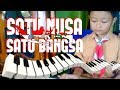 Satu Nusa Satu Bangsa (Belajar Keyboard)