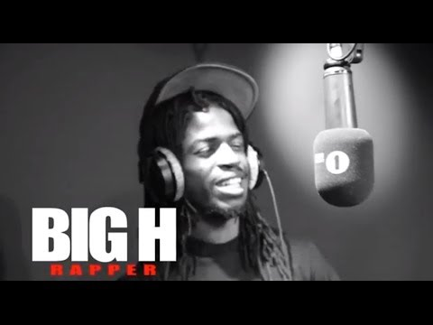 Big - Big H in this weeks Fire In The Booth.