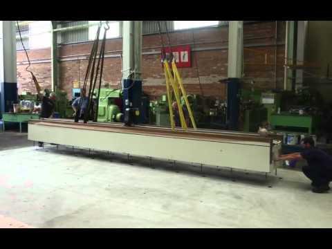 Teterin Engineering CNC Machine Installation