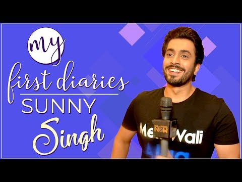 Sunny Singh Talks About His First Kiss, First Job,