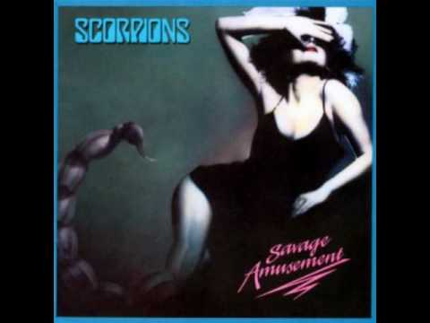 Tekst piosenki Scorpions - Love On The Run po polsku