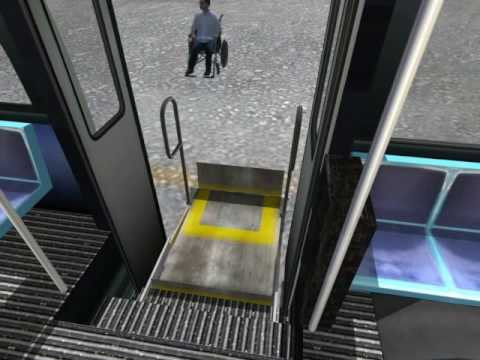 City Bus Simulator walktrough part 2/3