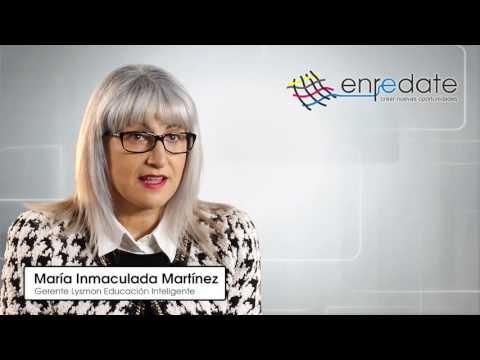 María Inmaculada Martínez en #EnredateElx 2015