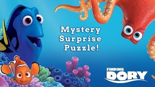 Finding Dory is the cutest trailer have you seen the Finding Dory full movie yet? We've had so much fun opening up Finding Dory surprise toys that we decided to do a Finding Dory puzzle surprise! We loved Finding Dory so much I am going to go watch the Finding Dory trailer again!Don't forget to subscribe to our channel (It's out of this world fun!) to catch all our fun toy unboxing, blind bag, mystery surprise eggs, chocolate surprise eggs, toy playing, science experiments, family travel and DIY! Our channel is perfect for infants, babies, toddlers, preschoolers, school-age children and up: https://www.youtube.com/channel/UC4Cc...A playlist of all the fun puzzle videos: https://www.youtube.com/playlist?list=PLetXeE1enayQkyeCpTpW-wMisxH9DC1dqCheck out some of our other out of this world fun videos!Cute Minnie Mouse and Daisy Duck puzzle time-lapse video: https://www.youtube.com/watch?v=Q7SATcxlZsYMystery Surprise Play Doh Ice Cream Cones featuring Shopkins!https://www.youtube.com/watch?v=3tzsNBHXtrYGiant Play-doh Mystery Surprise Olaf Egg!!! https://www.youtube.com/watch?v=_cf5IlfIy9cMy Little Pony Memory Game with MLP Blind Bags, Fashems, and squishy pops! https://www.youtube.com/watch?v=YLoDYwyegkEPlay-doh mystery surprise cups with palace pets, My little Pony, MLP, and more!https://www.youtube.com/watch?v=e_4EP...Frozen mystery surprise puzzle time-lapse video! Princess Anna and Queen Elsa see what it looks like at the end! https://www.youtube.com/watch?v=hDsb4...Play-doh swirl and scoop ice cream kit unboxing video! We unbox the new ice cream play-doh set with our little friends! https://www.youtube.com/watch?v=082XB...Learn your colors infant, toddler, baby, preschool video with M&Ms, Frozen, Elsa, Star Wars and Minions! Such a fun video! https://www.youtube.com/watch?v=lLuZk...Giant Surprise Easter Basket! Come open these surprise mystery easter eggs and chocolate surprise eggs with us! MLP, Pet Patrol, My Little Pony, Frozen, Olaf and Pez! https://www.youtube.com/watch?v=5pLAL...Time-lapse MLP My Little Pony Surprise Puzzle: https://www.youtube.com/watch?v=kHDO3...time-lapse ice-cream melting with shopkins hidden surprise! https://www.youtube.com/watch?v=juhsI...Star Wars nesting dolls! See the fun nesting dolls stack and the surprises and blind bags that are inside: https://www.youtube.com/watch?v=Kph-x...Batman v Superman mystery minis unboxing: https://www.youtube.com/watch?v=0jSPw...Who doesn't LOVE play-doh surprise eggs with Lalaoopsy, Littlest Pet Shop, Shopkins, Doc McStuffins, Hot Wheels and more! https://www.youtube.com/watch?v=wjBwq...cute 6 year old playing and reviewing Hello Kitty Airplane: https://www.youtube.com/watch?v=8toRf...Unboxing Hello Kitty Airplane: https://www.youtube.com/watch?v=pxqxC...Surprise eggs with blind packs that include: Sofia the First, My little pony squishy pops, Hello Kitty, Lalaloopsie, palace pets, and more: https://www.youtube.com/watch?v=pxqxC...Chocolate surprise eggs galore!!!!! Minions, Avengers, Star Wars and Frozen Queen Elsa and Princess Anna and Olaf: https://www.youtube.com/watch?v=Pa-fS...Here are the links to our playlists:Hello Kitty blind bags, unboxing, chocolate surprise eggs: https://www.youtube.com/playlist?list...All things toys unboxing and toy reviews: https://www.youtube.com/playlist?list...My little pony, Hello Kitty, Palace Pets, Littlest Pet shop, Frozen, play-doh surprise eggs blind bags playlist: https://www.youtube.com/playlist?list...Play-Doh playlist: https://www.youtube.com/playlist?list...